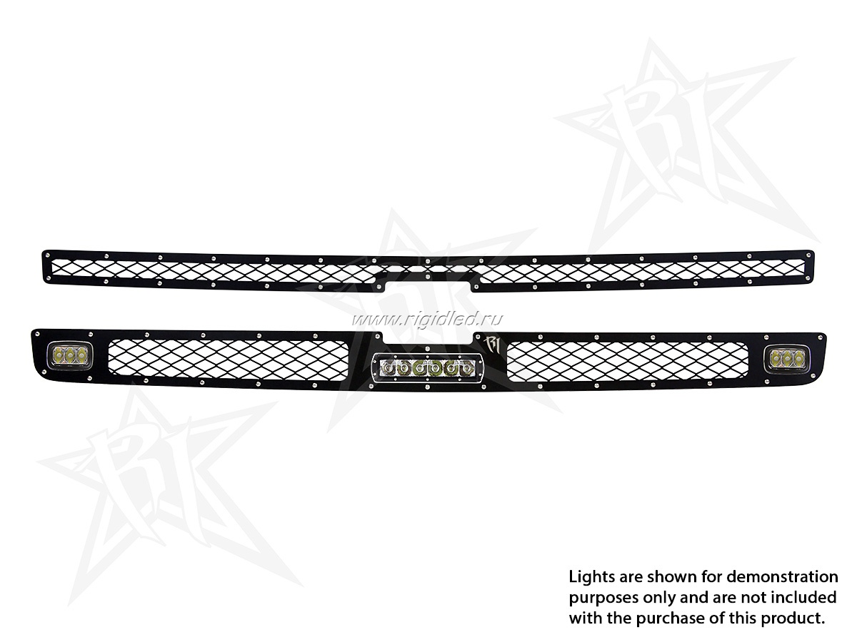 Решетка радиатора 2011-2013 Chevrolet 1500 LED Grille Kit