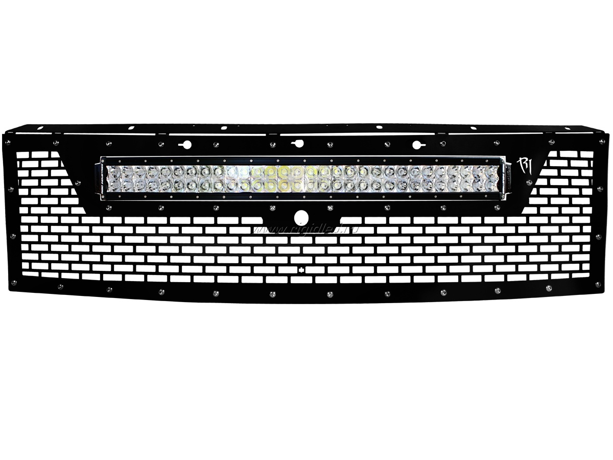 Решетка радиатора 2010-2014 Ford® Raptor® Grille with Camera