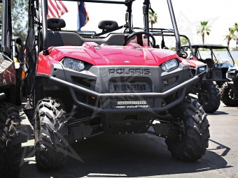 Решетка радиатора Polaris Ranger Lower LED Grille