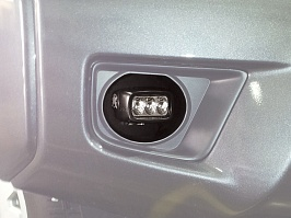 Toyota Tacoma/Tundra Fog Light Kit